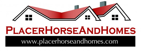 PLACER HORSE AND HOMES LOGO